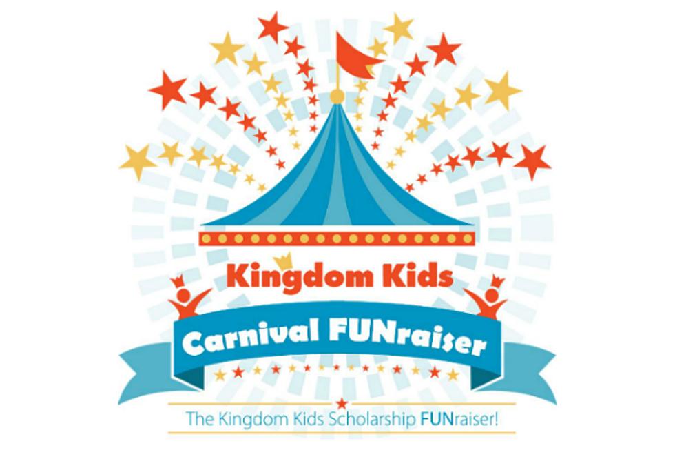 kingdom kids preschool carnival funraiser