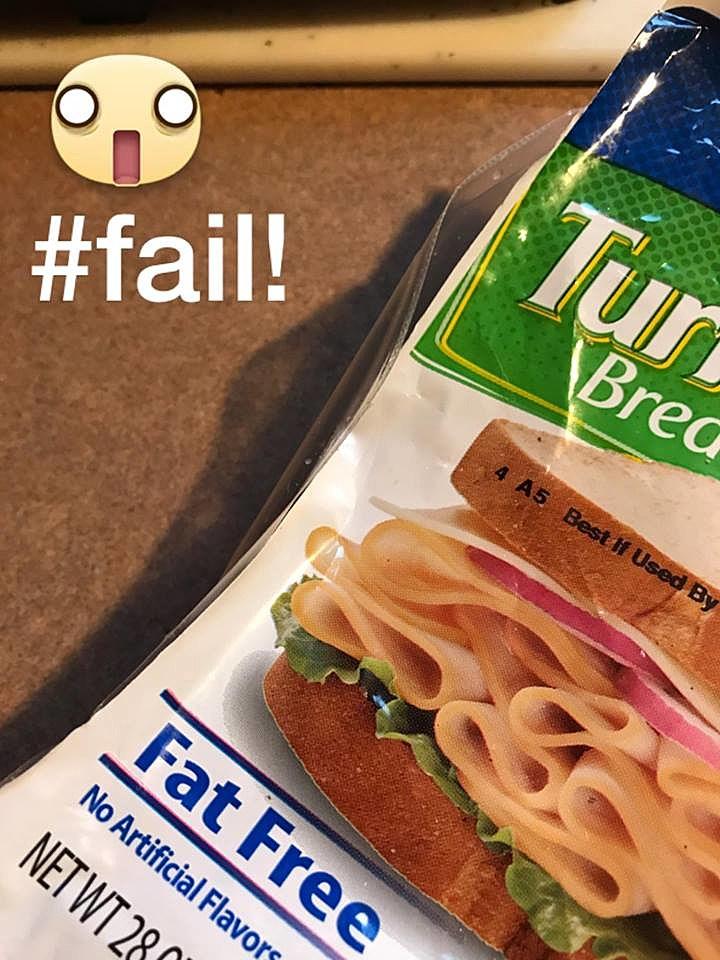 0 Lunchmeat Fail