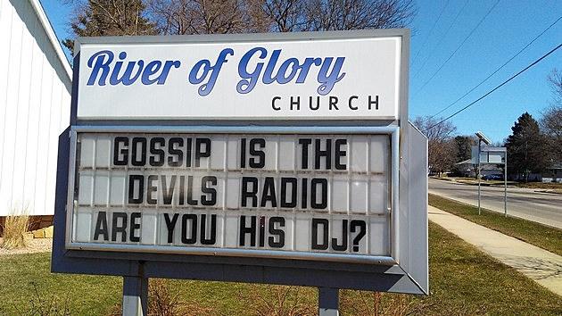 Church Sign ROCHMN 01