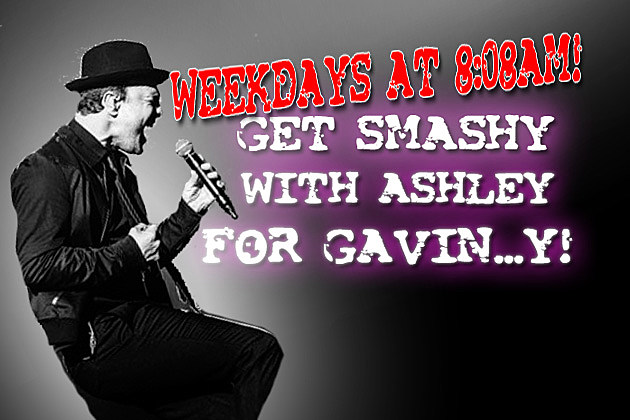 GAVIN DEGRAW - 630 ONNOW